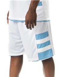 """A4 Youth Reversible Speedway 8"""" Short"""