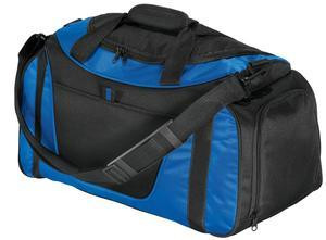 Port & Company Two-Tone Small Duffel BG1040