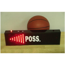 LED Basketball Possession Indicator