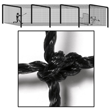 Pro Batting Tunnel Net 55 x 12 x 12