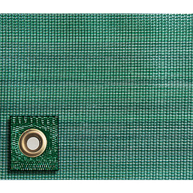 Closed Mesh Polypropylene Windscreen-6'