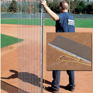 "Rigid Drag Mat-4'W x 18""L"