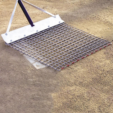 Infield Finishing Mops - Flex Steel
