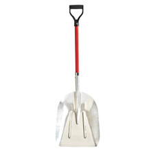 Aluminum Scoop Shovel