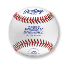 Rawlings RPLB1 Pony League Baseball- dozen