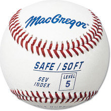 Safe/Soft Baseball - Level 5 - Ages 8-12 (dozen)