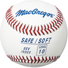 Safe/Soft Baseball - Level 10 Ages 12+ (dozen)