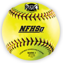 Mark 1 12 inch NFHS Softballs (12-Pack)