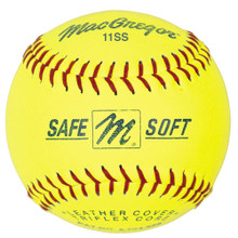MacGregor Safe/Soft Training Softballs