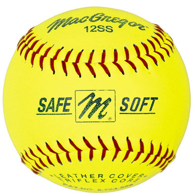"MacGregor 12"" Safe/Soft Training Softball"