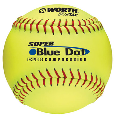 Worth 47/525 Synthetic Blue Dot SFB-12''