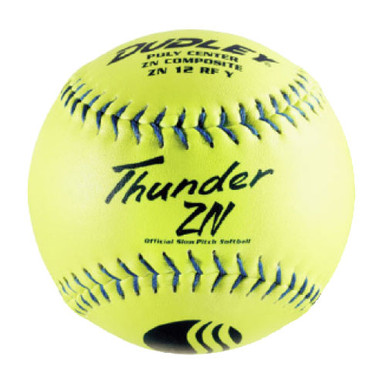 "12"" Thunder ZN  USSSA Softball"