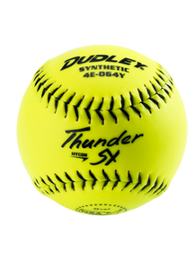 Dudley NSA THUNDER HEAT® HYCON -⁠ .52/275 SOFTBALL (Dozen)