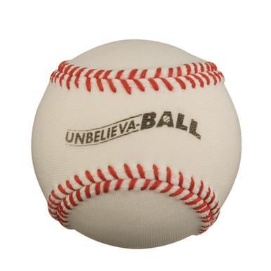 Unbelieva-BALL 9 inch Baseball - White (doz.)