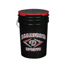 Diamond Ball Bucket