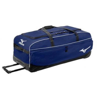 Mizuno® MX Wheeled Equipment Bag