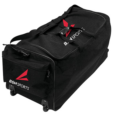 BSN SPORTS Deluxe Wheeled Equipment Bag