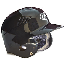 Rawlings Junior Batting Helmet- Black