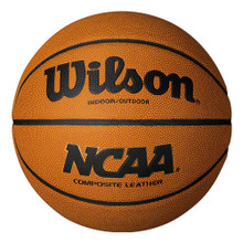 Wilson NCAA Composite Intermediate Basketball 28.5""