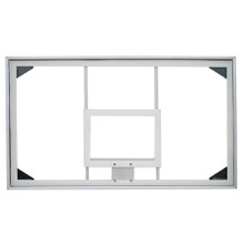 Gared® Regulation-Size Acrylic Basketball Backboard