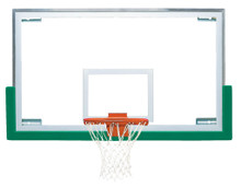 Bison 42″ x 72″ Unbreakable Short Glass Backboard