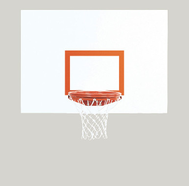 Bison 42″ x 60″ Ultimate Rectangular Steel Playground and Side Court Backboard