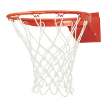 Bison Front Mount Flex Basketball Goal