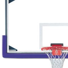 Gared® Pro-Mold® Indoor Basketball Backboard Padding 4