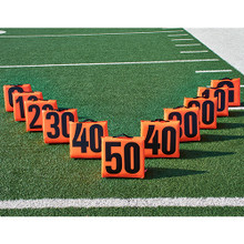Solid Sideline Markers 11pc Set