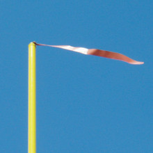 Goal Post  Wind Direction Flags 4''x42''