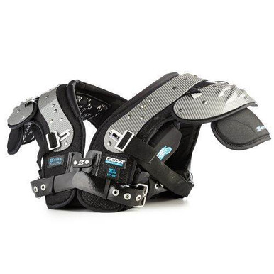 Z-Cool Adult ZC55 OL/DL Shoulder Pads