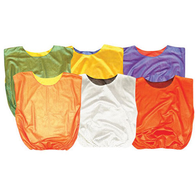Mesh Reversible Scrimmage Vests - Adult