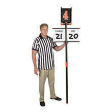 Triple Threat Down Box & Scoreboard