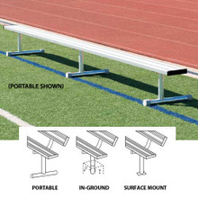 15' Surface-Mount Bench w/o Back