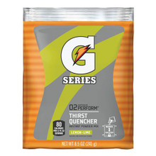 Gatorade Thirst Quencher 8.5 oz. Lemon-Lime Powder Packets (40-Pack)