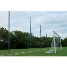 Alumagoal All Purpose Backstop System