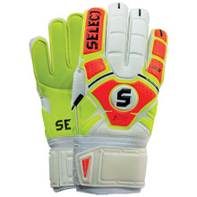 Select 33 All Round Goalie Glove - Orange/Yellow