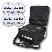 Select Coaches Match Day Bag w/ 4 Numero 10's
