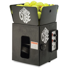 Tennis Cube Machine - Battery Power Only, No Oscillator