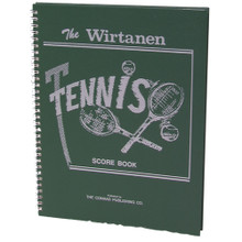 Wirtanen Tennis Scorebook