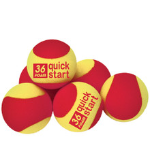Quickstart 36' Foam Balls (144/Case)