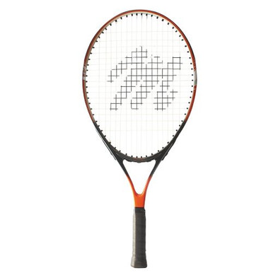 "MacGregor Youth Tennis Racquet 23""L - 4"" Grip (Black/Orange)"