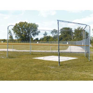 Gill Pro Down Discus Cage w/Plates