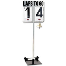 Blazer Lap Counter with Stand and Bell