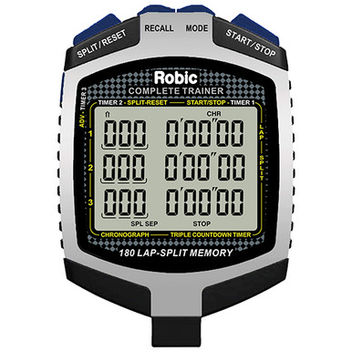 Robic Complete Training Timer(SC-877)