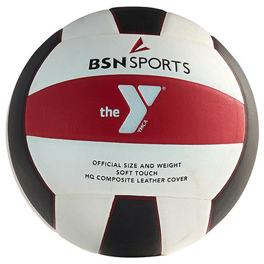 BSN SPORTS YMCA Heritage Official-Size Volleyball
