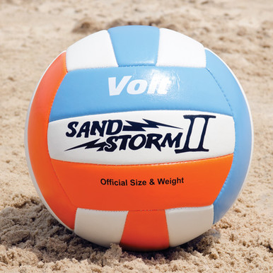 Voit Sandstorm II Official-Size Outdoor Volleyball
