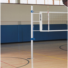 Porter POWR-RIB II Aluminum Volleyball Standards (2-Pack)