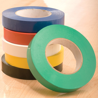 "Floor Marking Tape 1"" x 60 yd. 2"