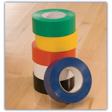 "Floor Marking Tape 2"" x 60 yd. 1"